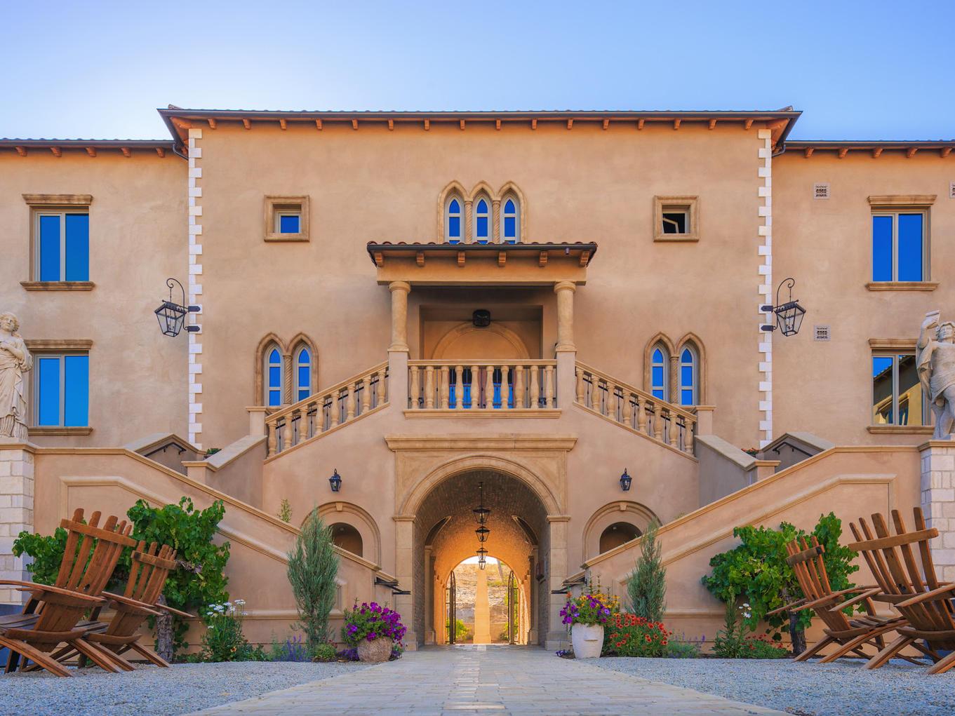Exterior of Allegretto Vineyard Resort