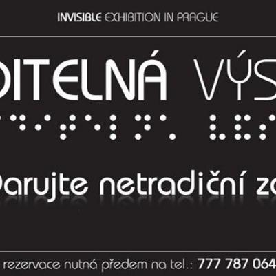 Invisible Exhibition in Prague