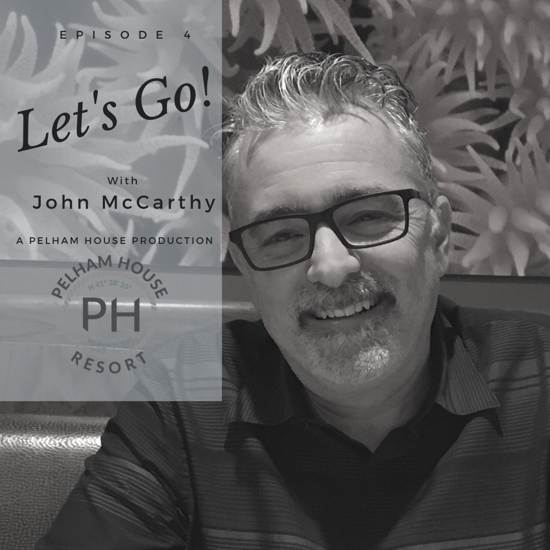 John McCarthy on the Let's Go Podcast