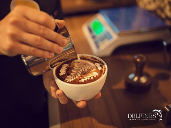 cafeterías en Lima