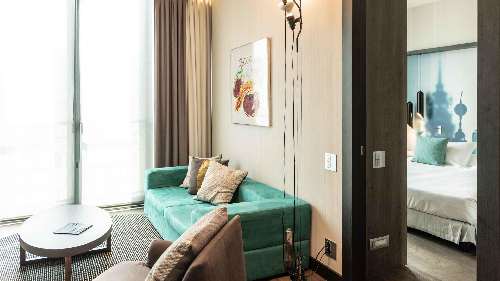 Alberghi aperti a Torino DUPARC Contemporary Suites