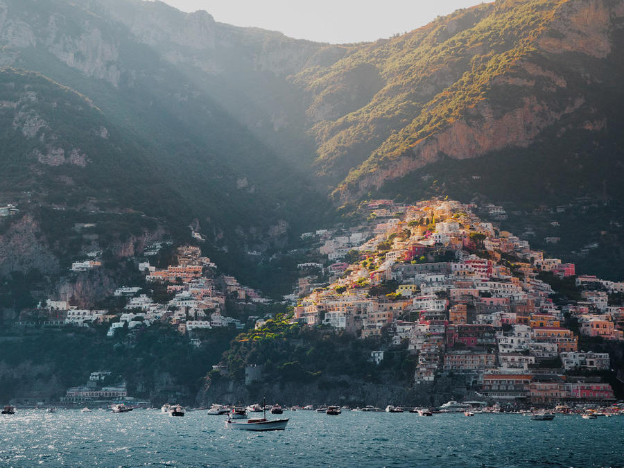 A Slow Trip from Positano to Naples