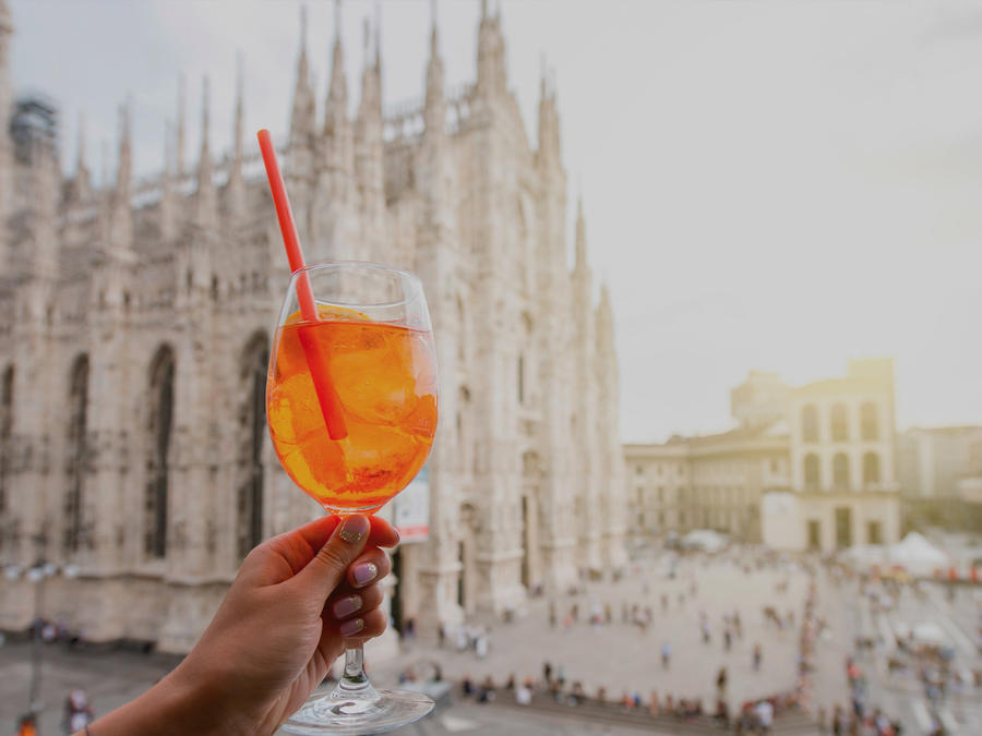 Aperitif Hour: Five Places in Milan for Safe Sipping