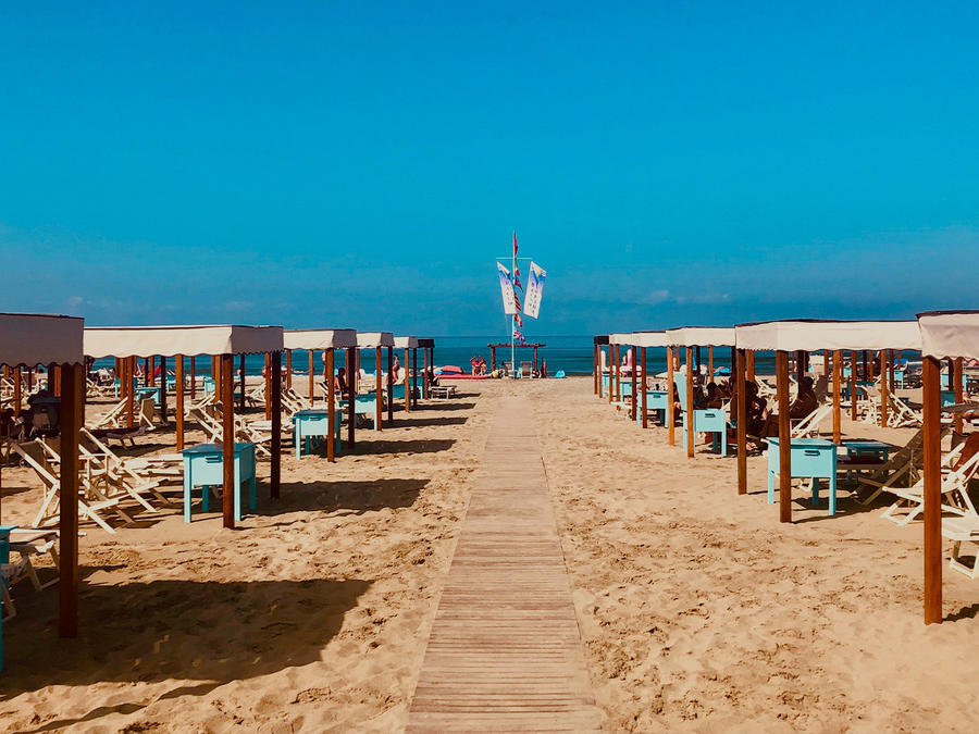 Weekending in Versilia: the Family Edition
