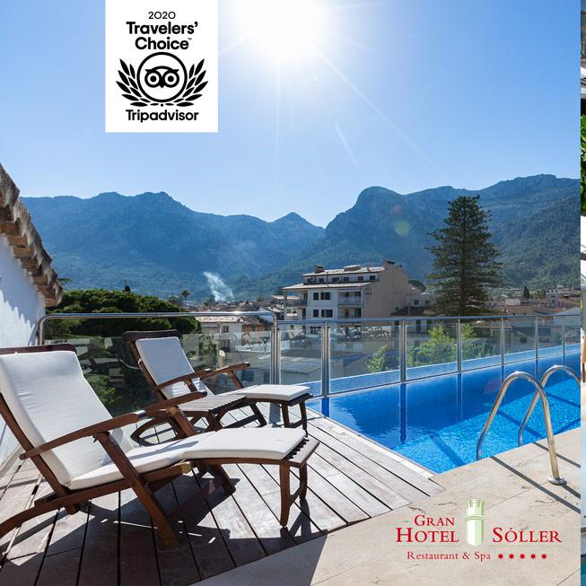 Prix du vôte des voyageurs - Gran Hotel Sóller