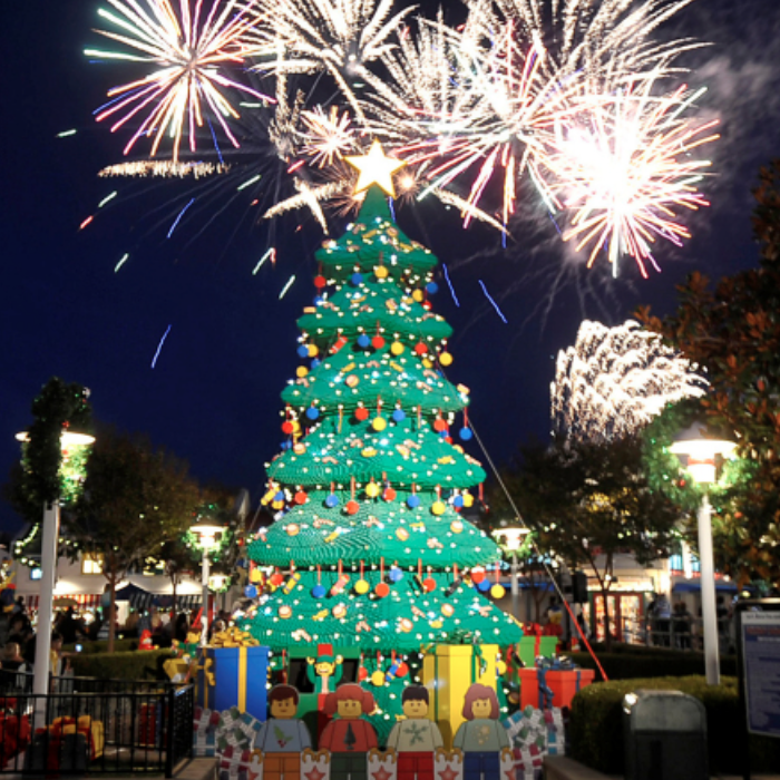 safe holiday activities | Legoland Carlsbad | Holidays in Carlsbad, CA
