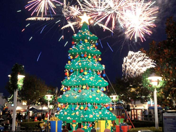 safe holiday activities | Legoland Carlsbad | Holidays in Carlsbad, CA