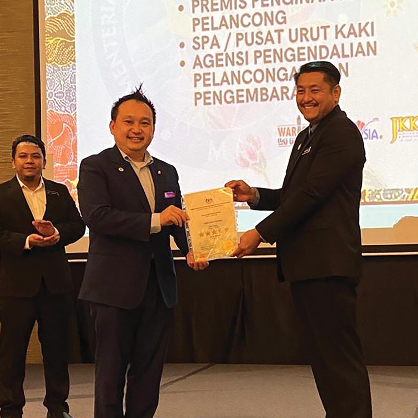 Lexis Suites Penang Reaffirmed a 5-Star Choice Amongst Travellers