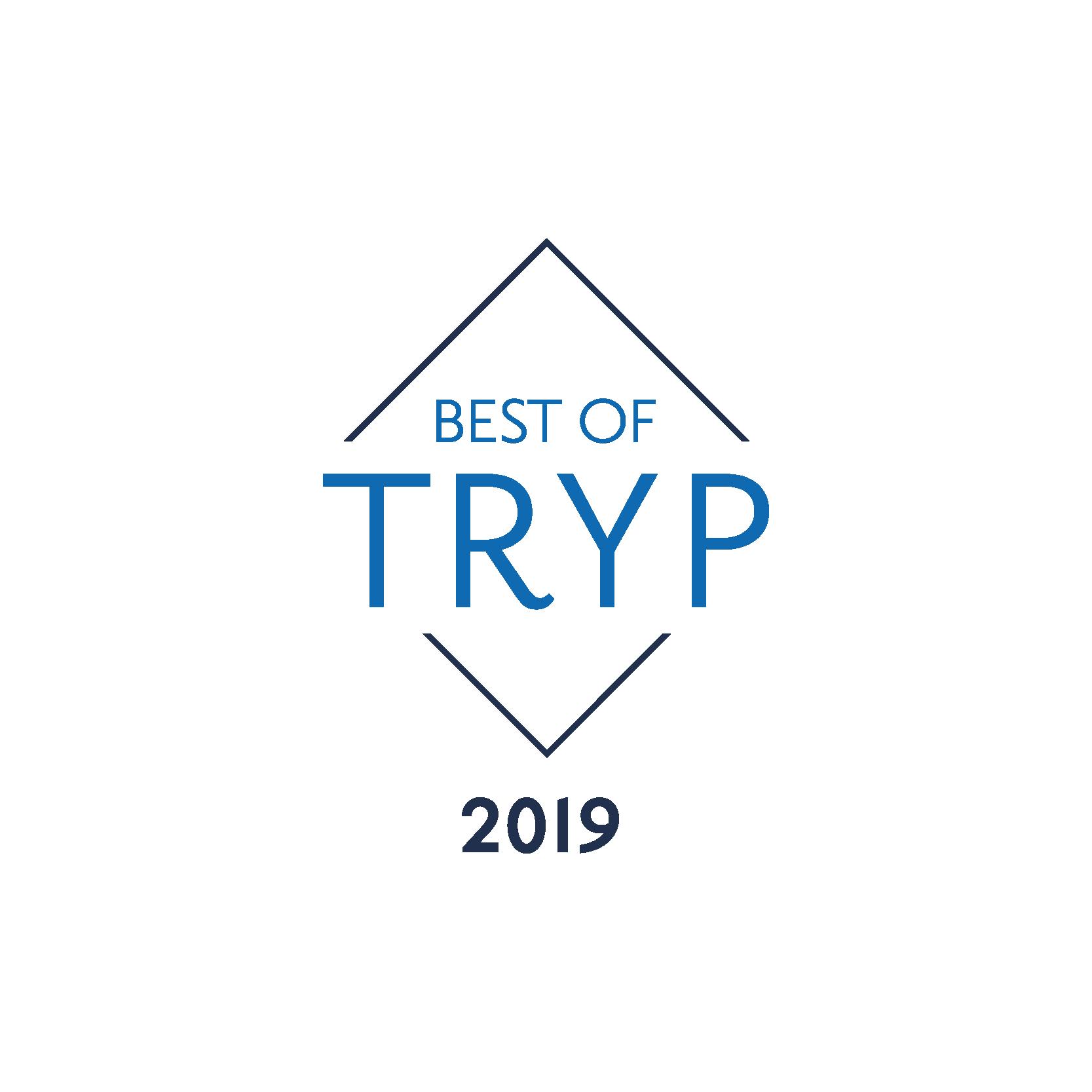best of TRYP 2019 logo