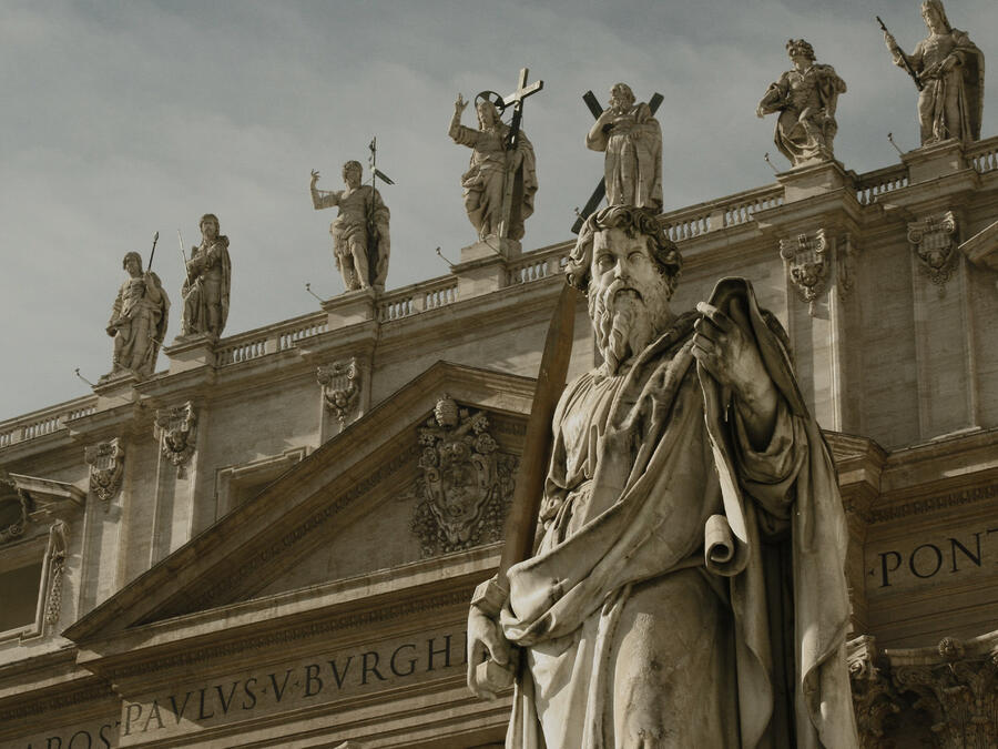 Five Little-Known Legends About Rome's Monuments