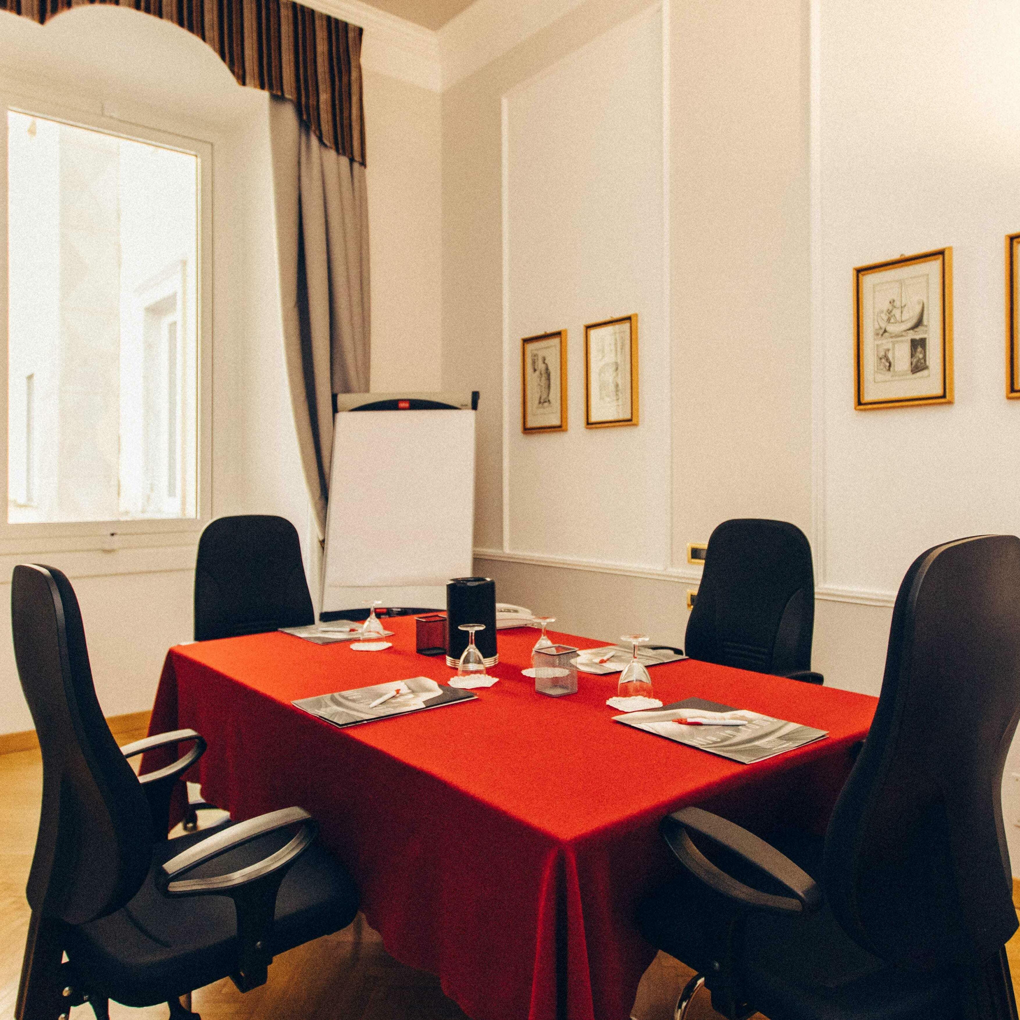 business room Hotel Mediterraneo 2