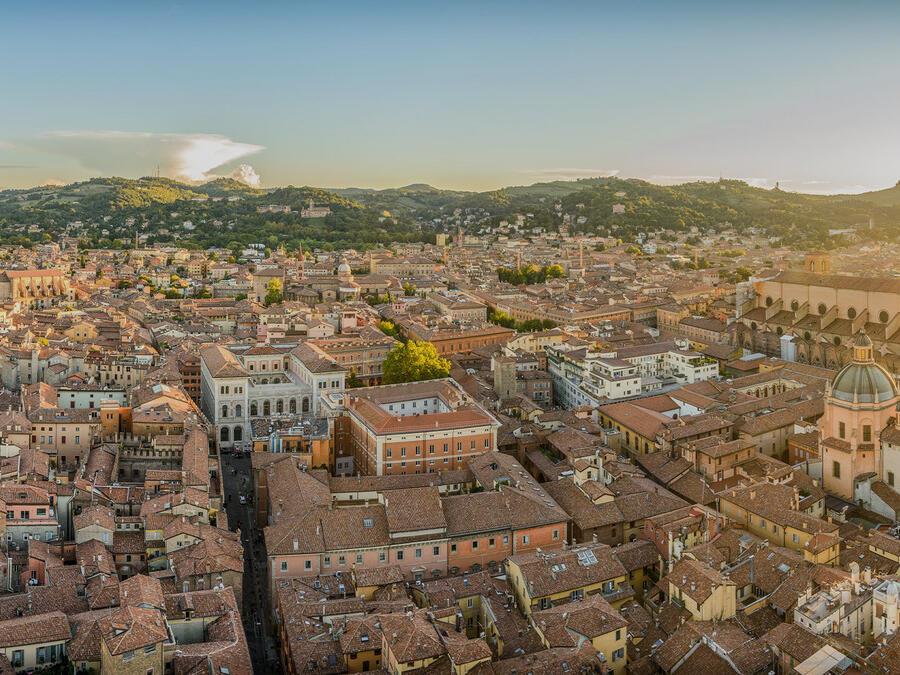Bologna dall'alto: 5 posti da non perdere