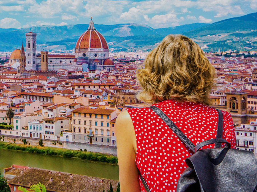 Women's day: a relaxing stay in Florence