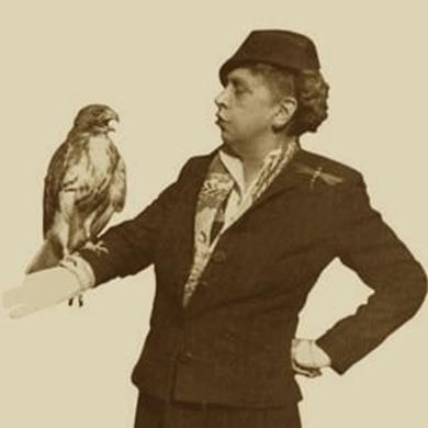 An Image of Rosalie Barrow Edge (1877-1962)