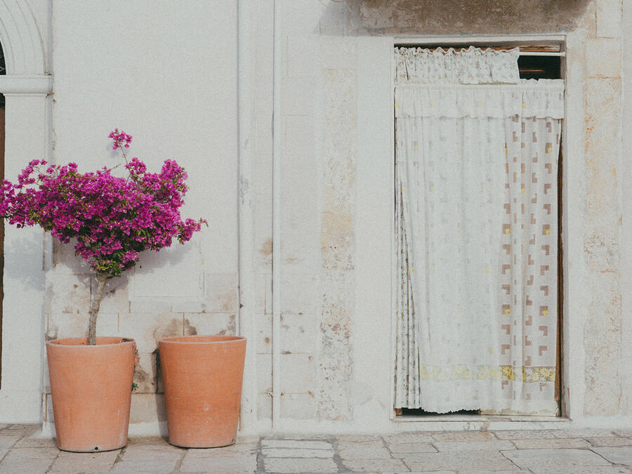 Una passeggiata nel centro storico di Bari