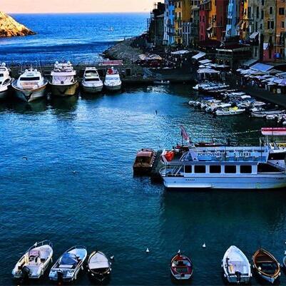Beautiful Port  - Grand Hotel Portovenere