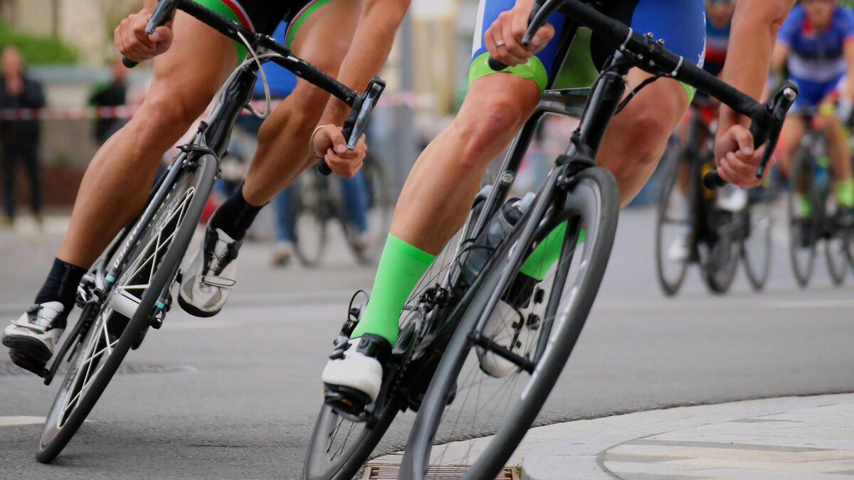 In scia al Giro d'Italia con Gruppo UNA