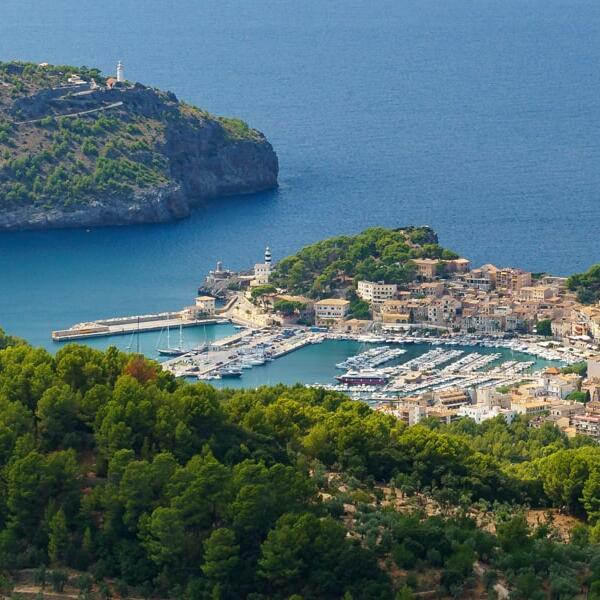 Itinéraires de randonnée Majorque - Excursions Soller - Mirador de Ses Barques Majorque