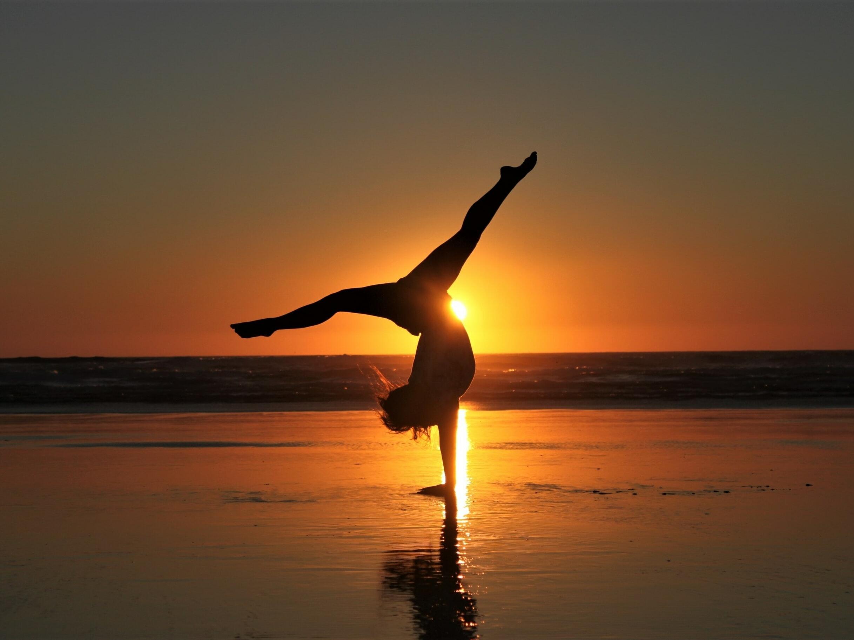 CBD Vinyasa Yoga Event in Carlsbad, CA | Carlsbad by the Sea Hotel | Flourish & Live Well | Yoga Your Way
