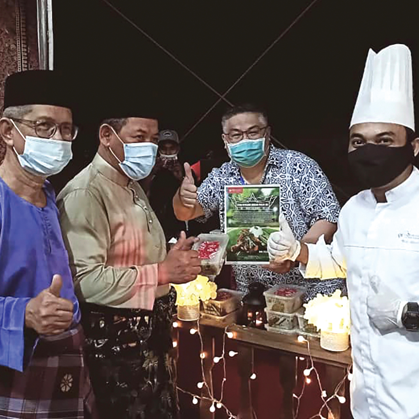 Lexis Hibiscus and Grand Lexis Wowed the Crowd with Authentic Tastes of Negeri Sembilan