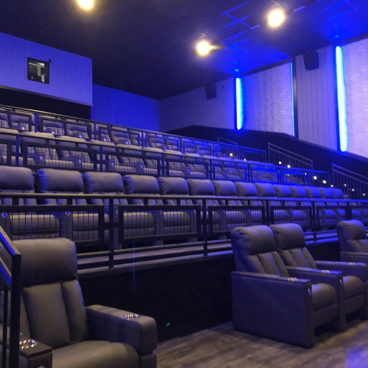 Movie theater at Holiday Inn & Suites Ocean City