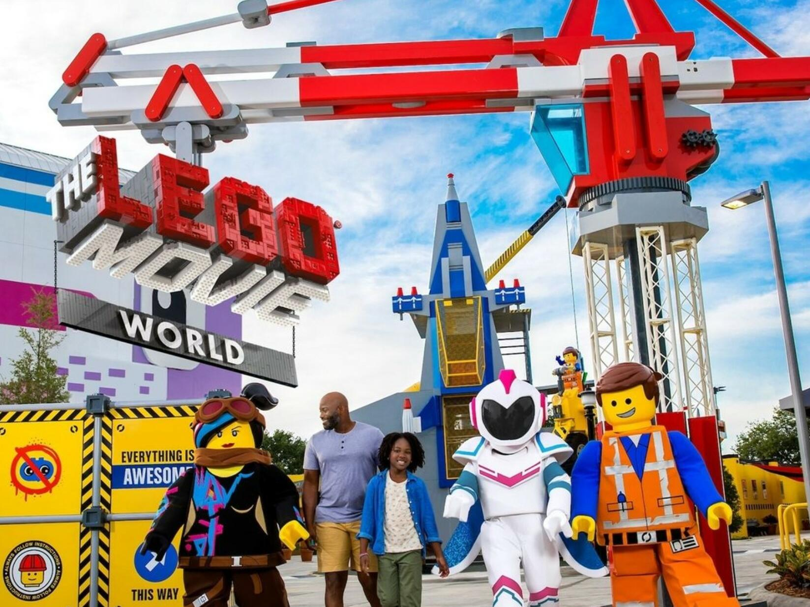 LEGO MOVIE World Now Open in Carlsbad, CA | Carlsbad by the Sea Hotel
