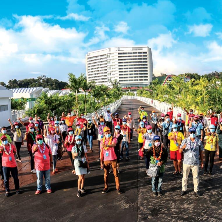 News 2020 - Travel Agents Enjoy FAM Trip | Lexis Hibiscus® Port Dickson
