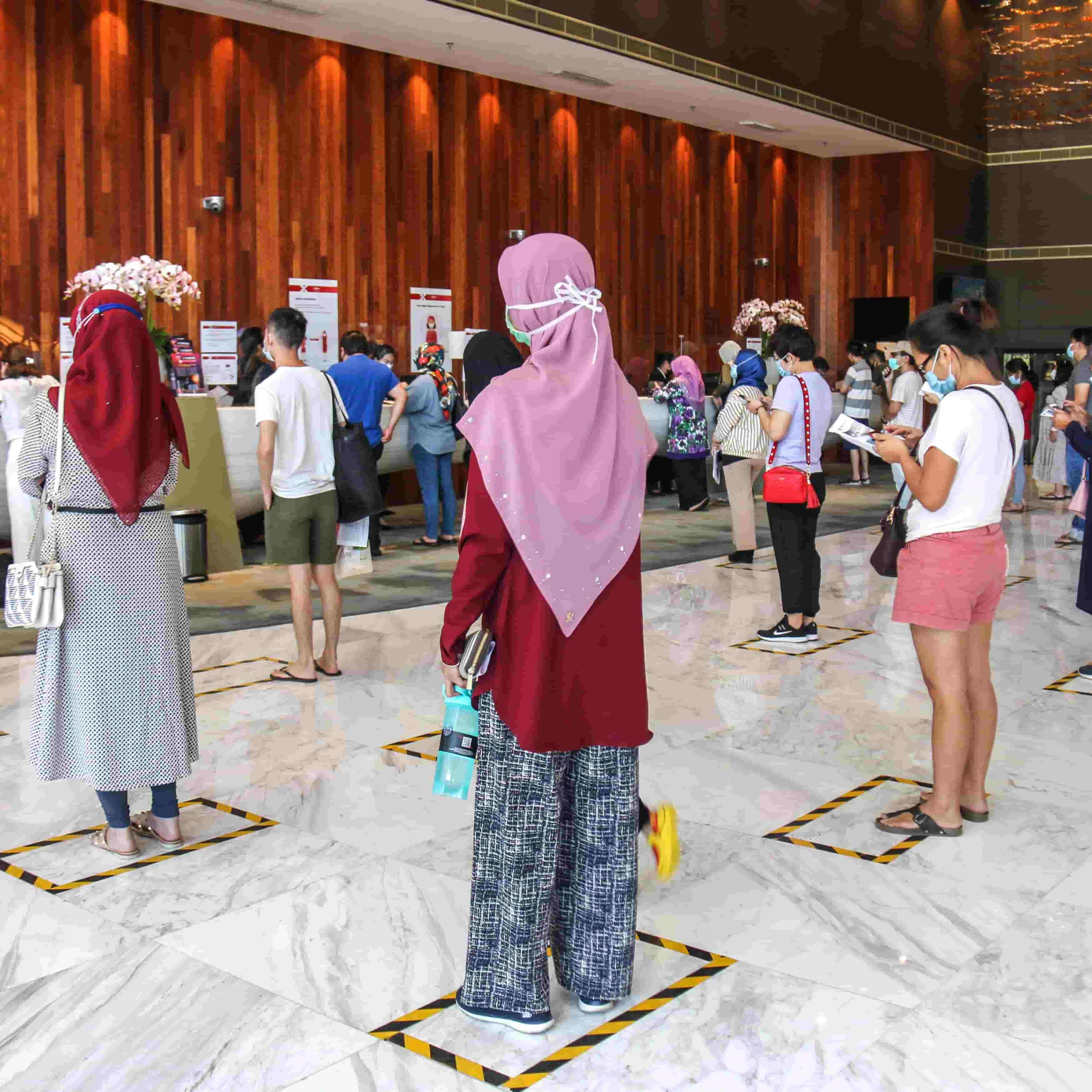 News 2020 - Returning Guests Embracing New Norms | Lexis Hibiscus® Port Dickson