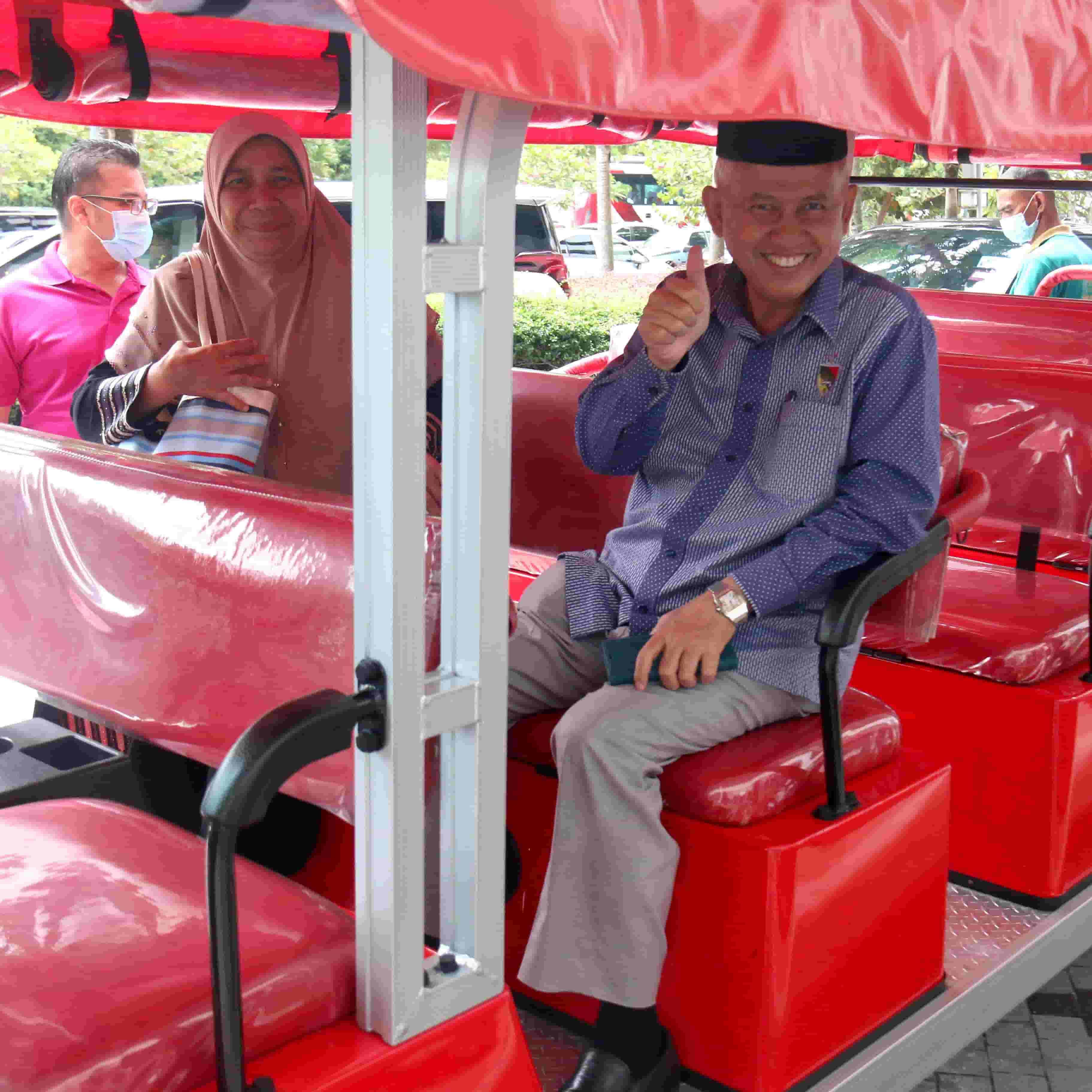 News 2020 - Nobel Visit by Undang Luak | Lexis Hibiscus® Port Dickson