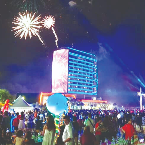News 2020 - New Year's Eve Countdown Fireworks | Lexis Hibiscus® Port Dickson