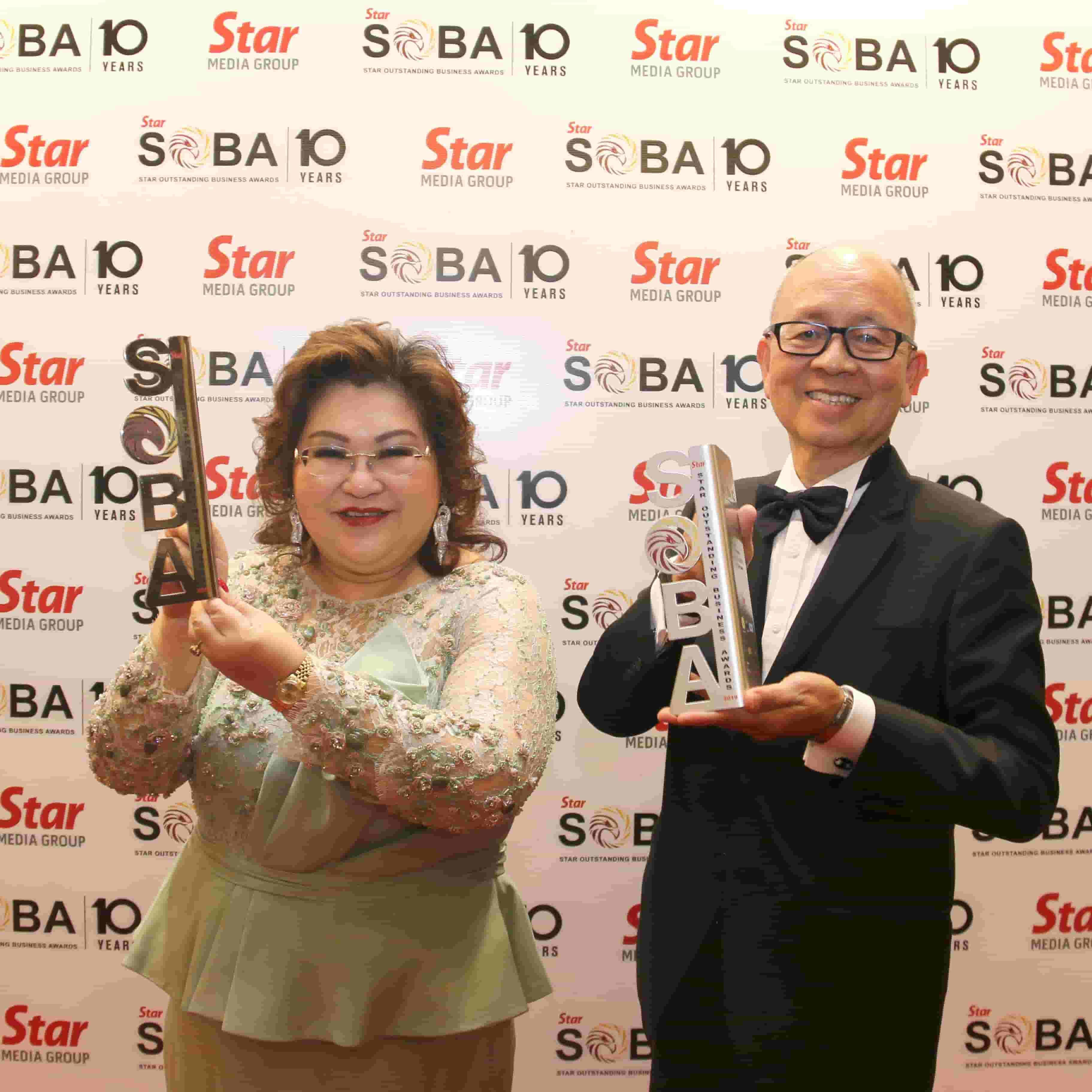 News 2020 - Star Outstanding Business Awards | Lexis® Hotel Group