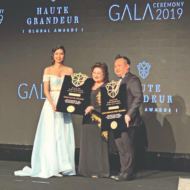 News 2019 - Haute Grandeur Global Awards | Lexis® Hotel Group