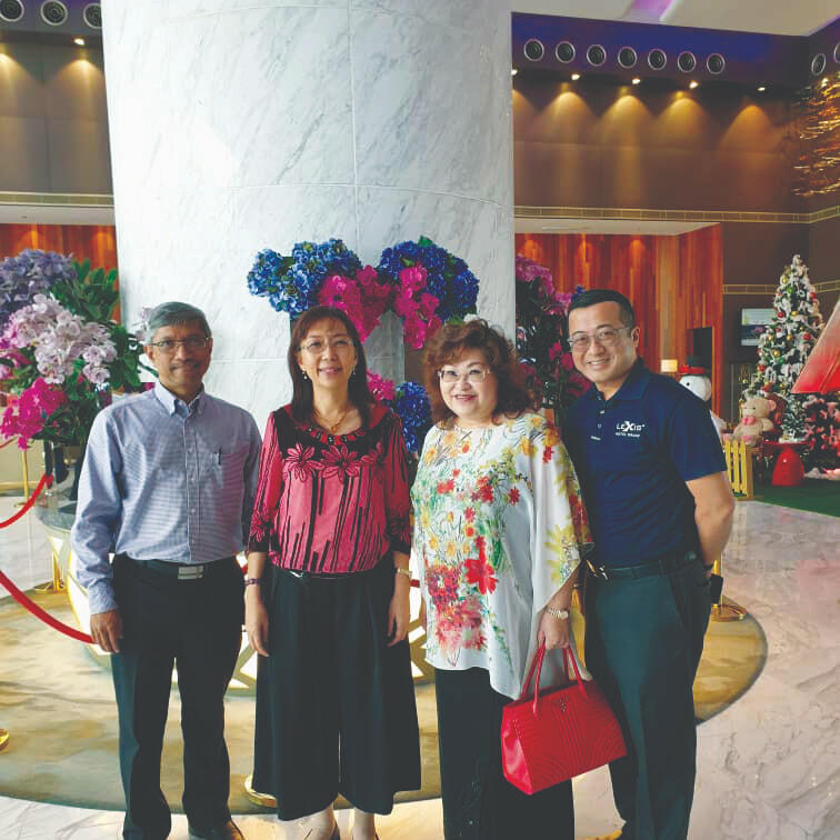 News 2019 - Minister Visits Our Hotel | Lexis Hibiscus® Port Dickson