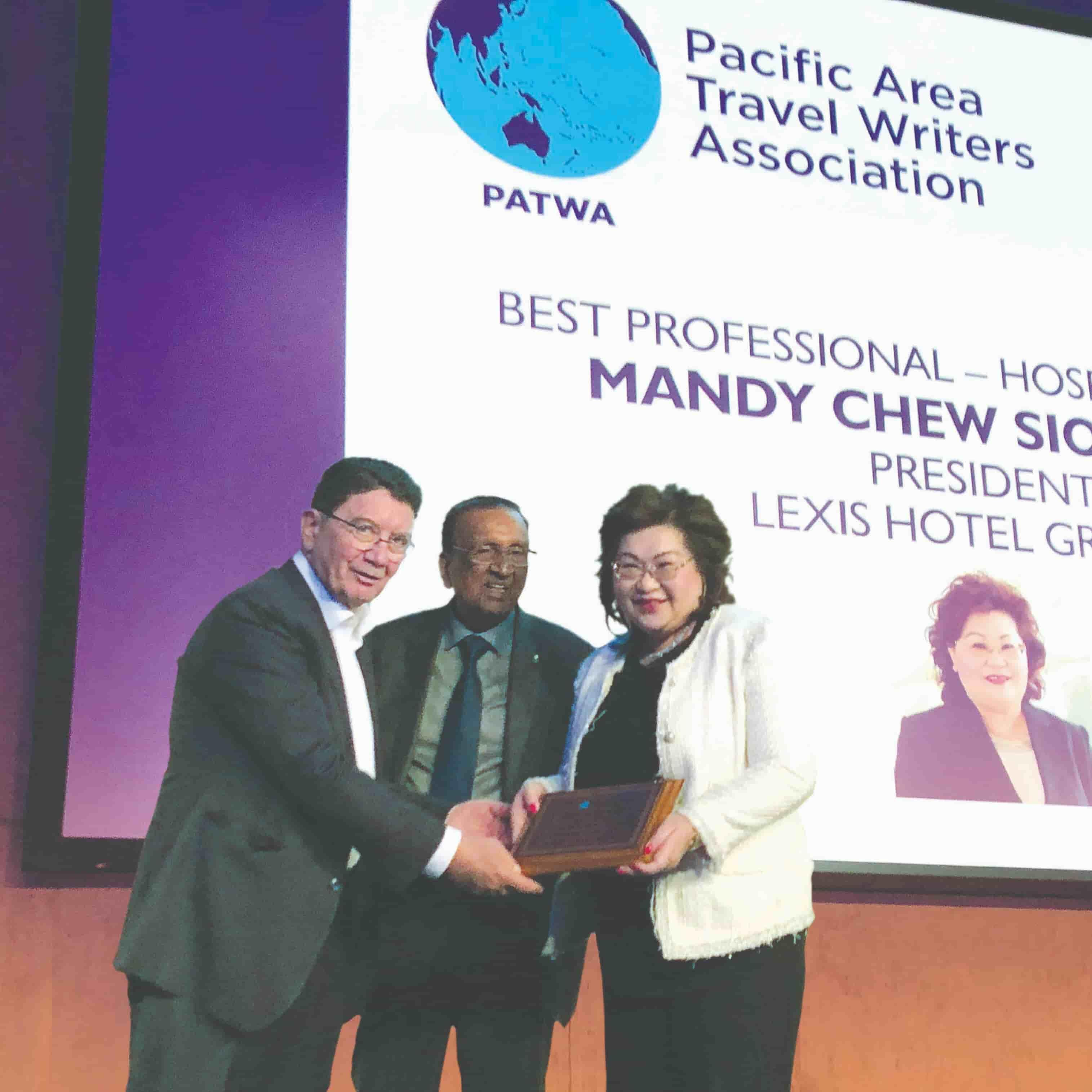 News 2019 - Best Luxury Hotel Chain Award Achievements | Lexis® Hotel Group