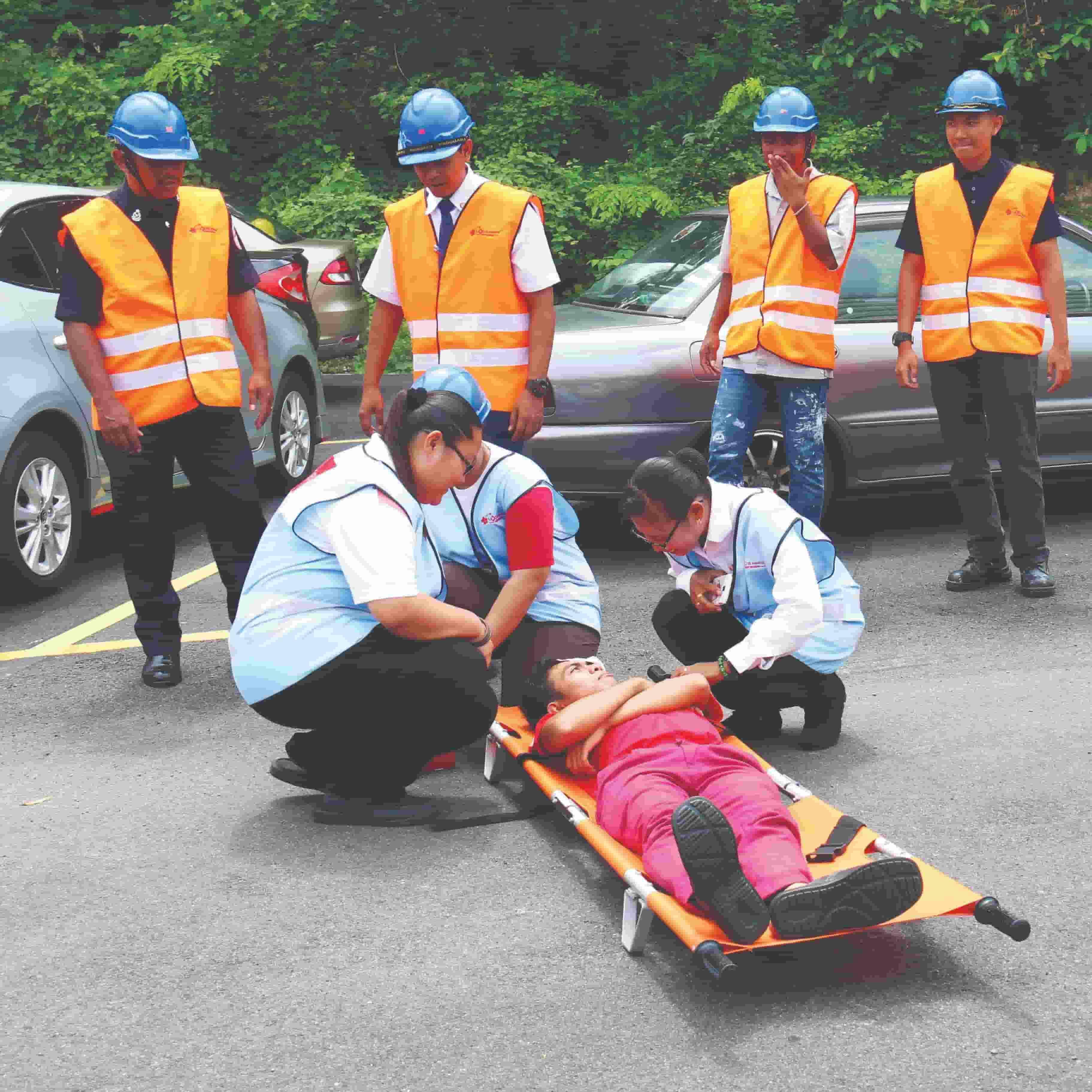 News 2019 - Hotel Practise Emergency Response Plan | Lexis Hibiscus® Port Dickson