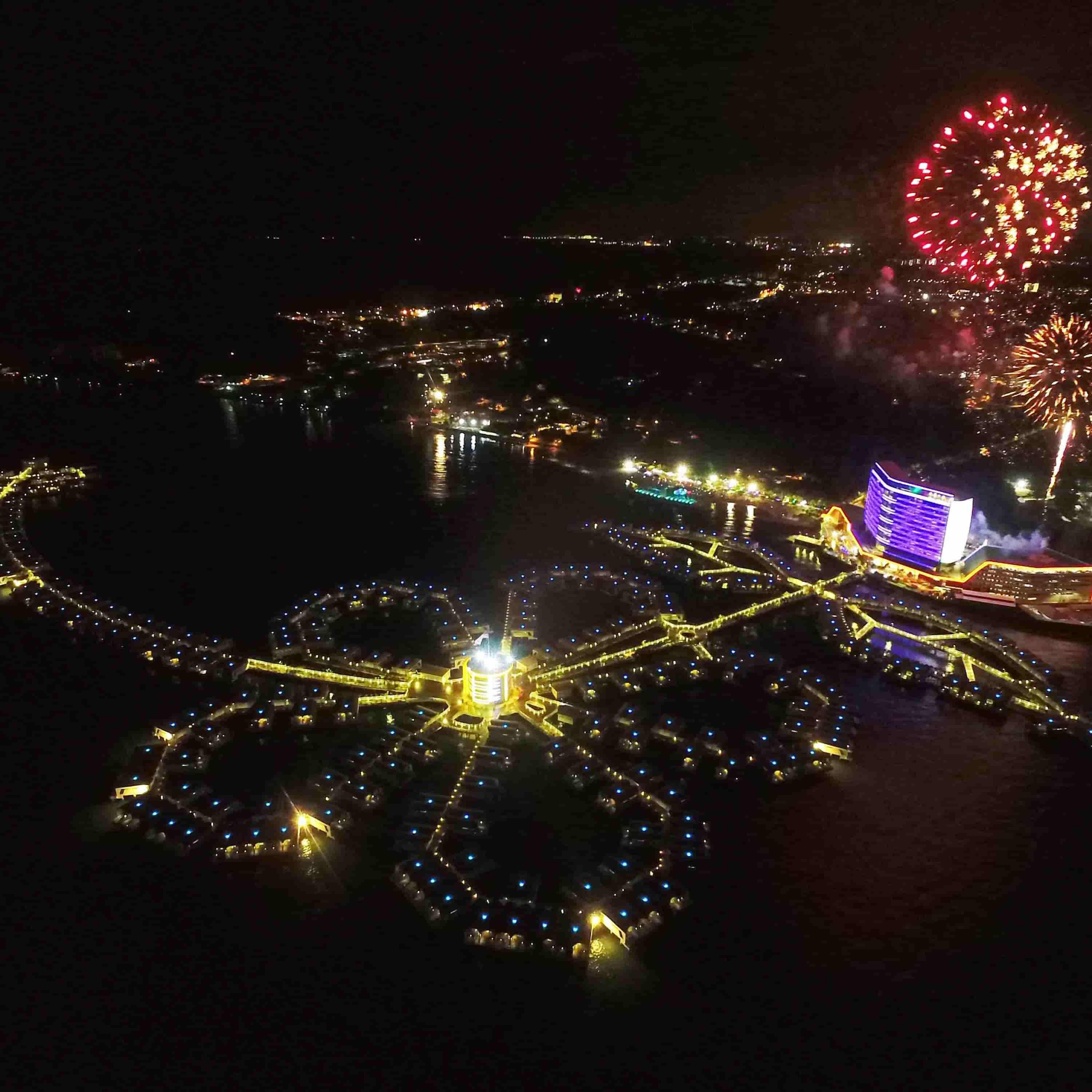 News 2019 - New Year's Eve Countdown Fireworks | Lexis Hibiscus® Port Dickson