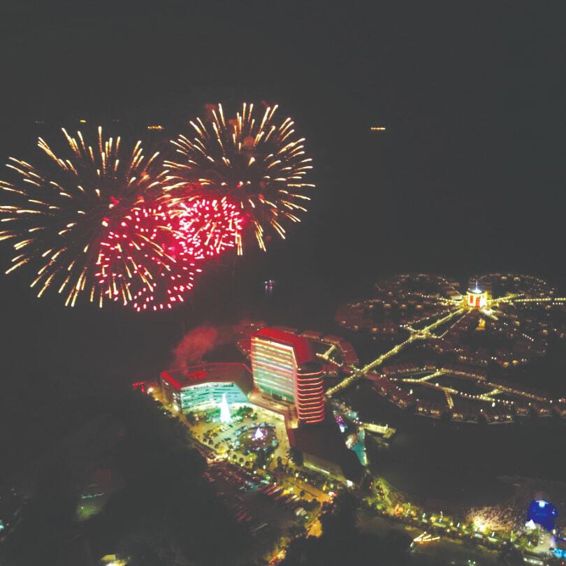 News 2019 - Night Scene of Raya Carnival | Lexis Hibiscus® Port Dickson