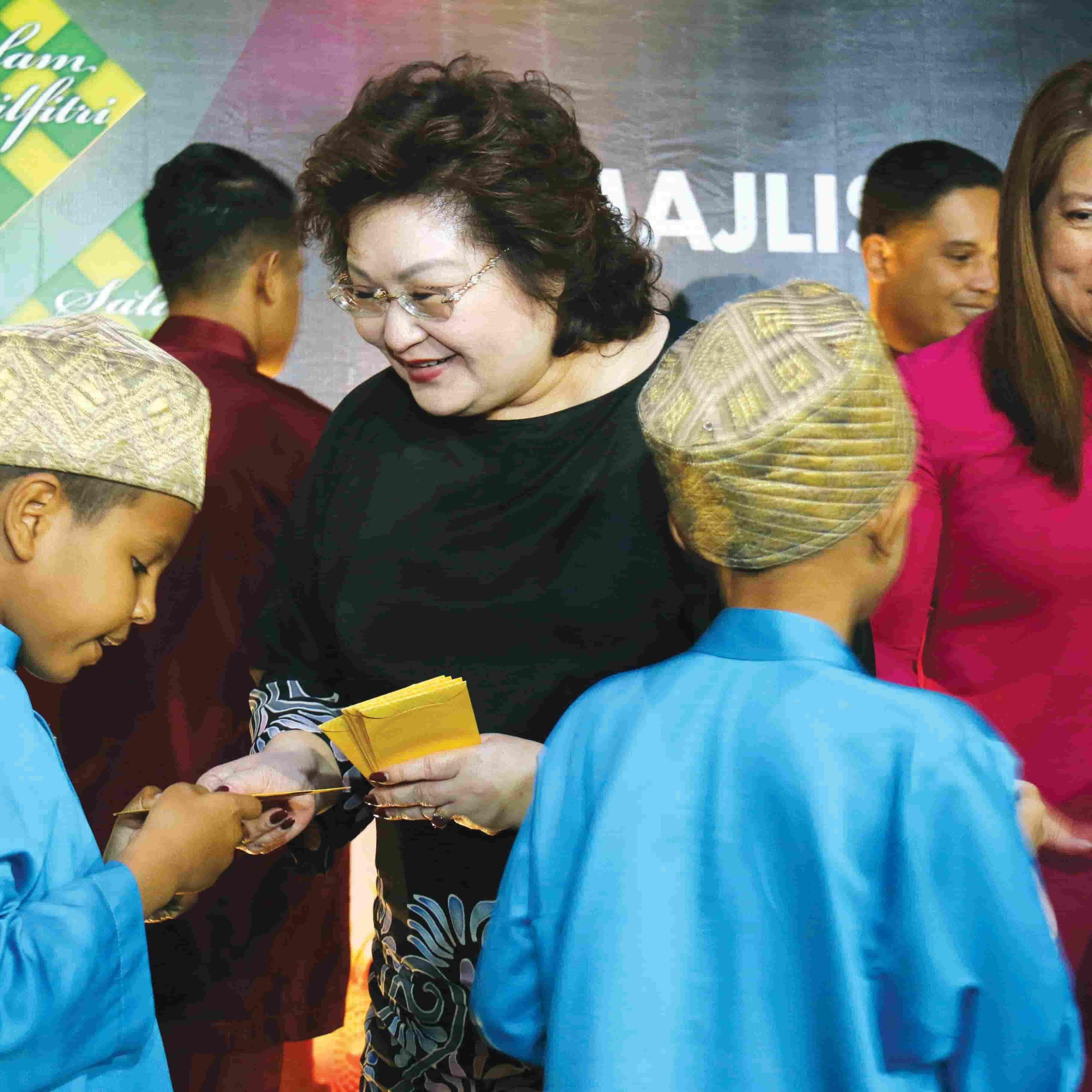 News 2018 - Ramadan Charity Dinner for Children | Lexis® Hotel Group