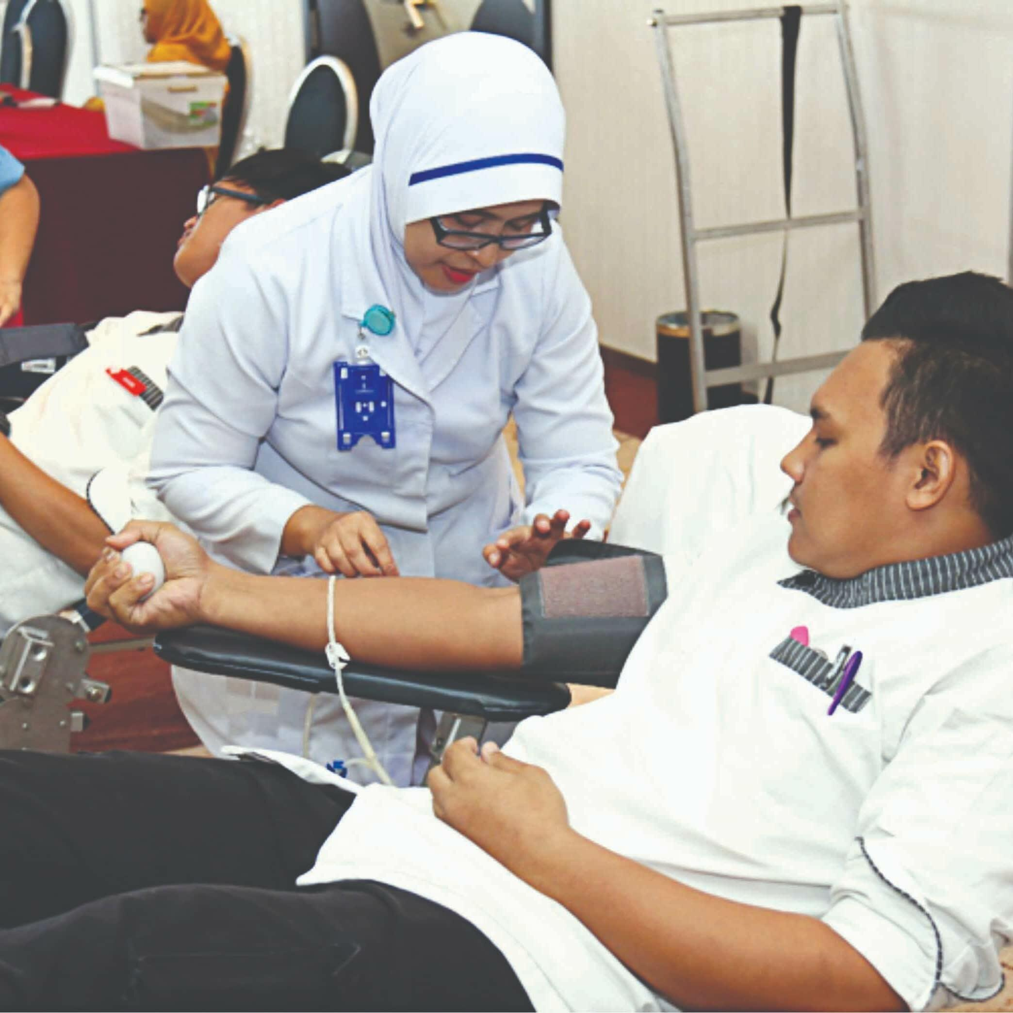 News 2017 - Blood Donation Campaign | Lexis Hibiscus® Port Dickson