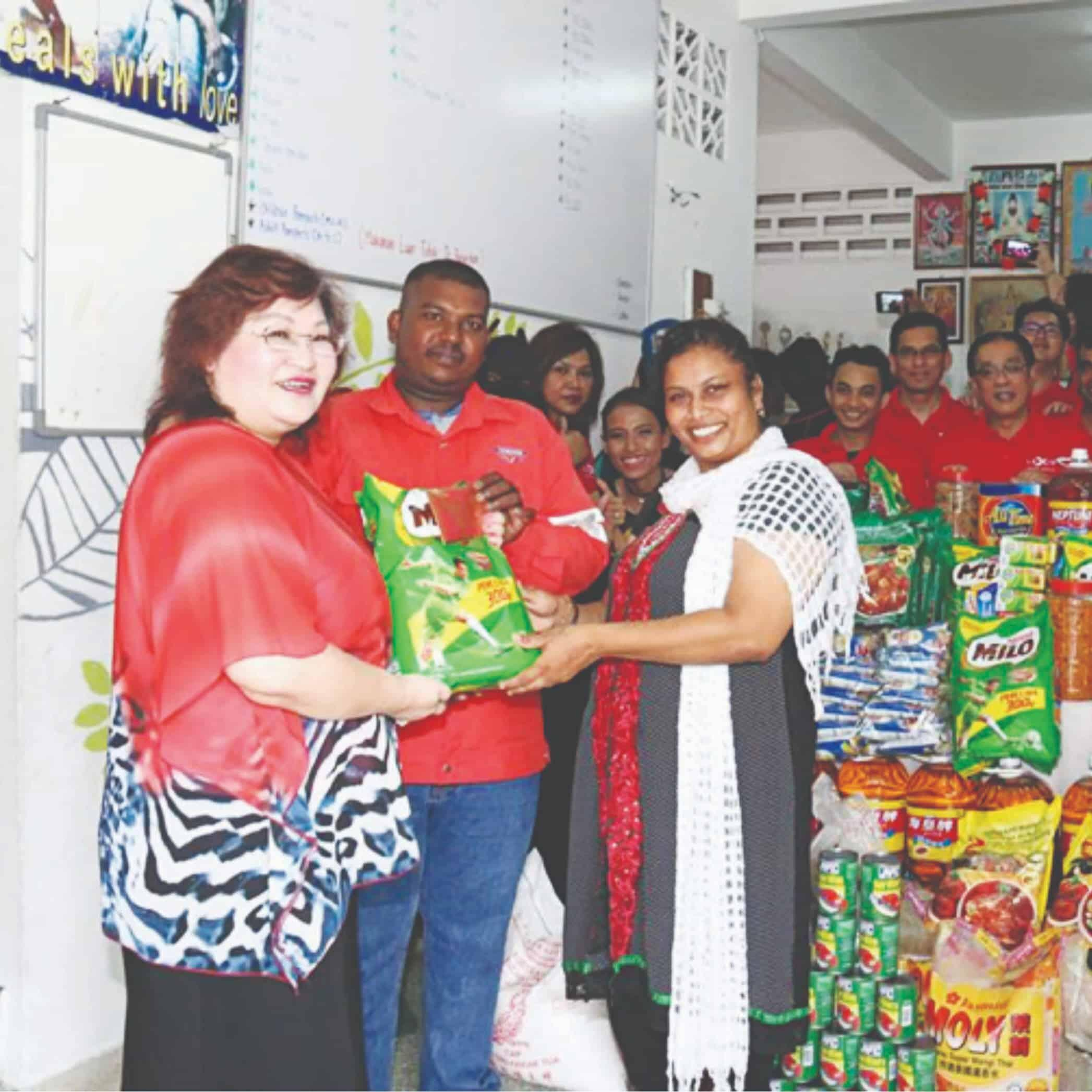 News 2017 - Deepavali for Children's Home | Lexis® Hotel Group