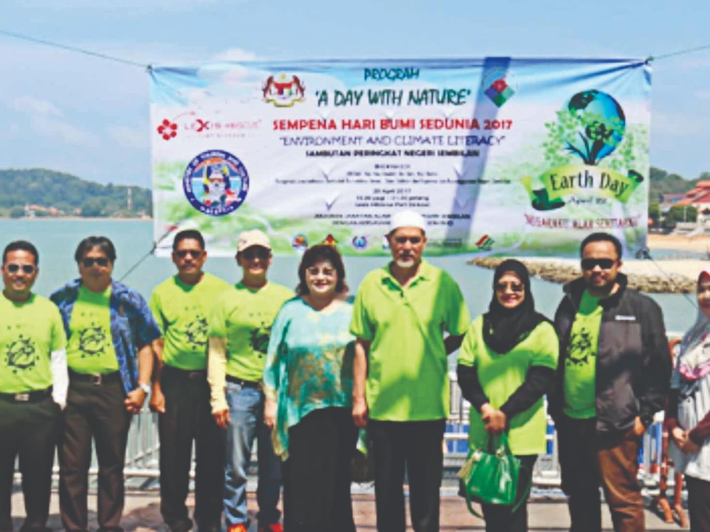 News 2017 - Earth Day Nature Event | Lexis® Hotel Group