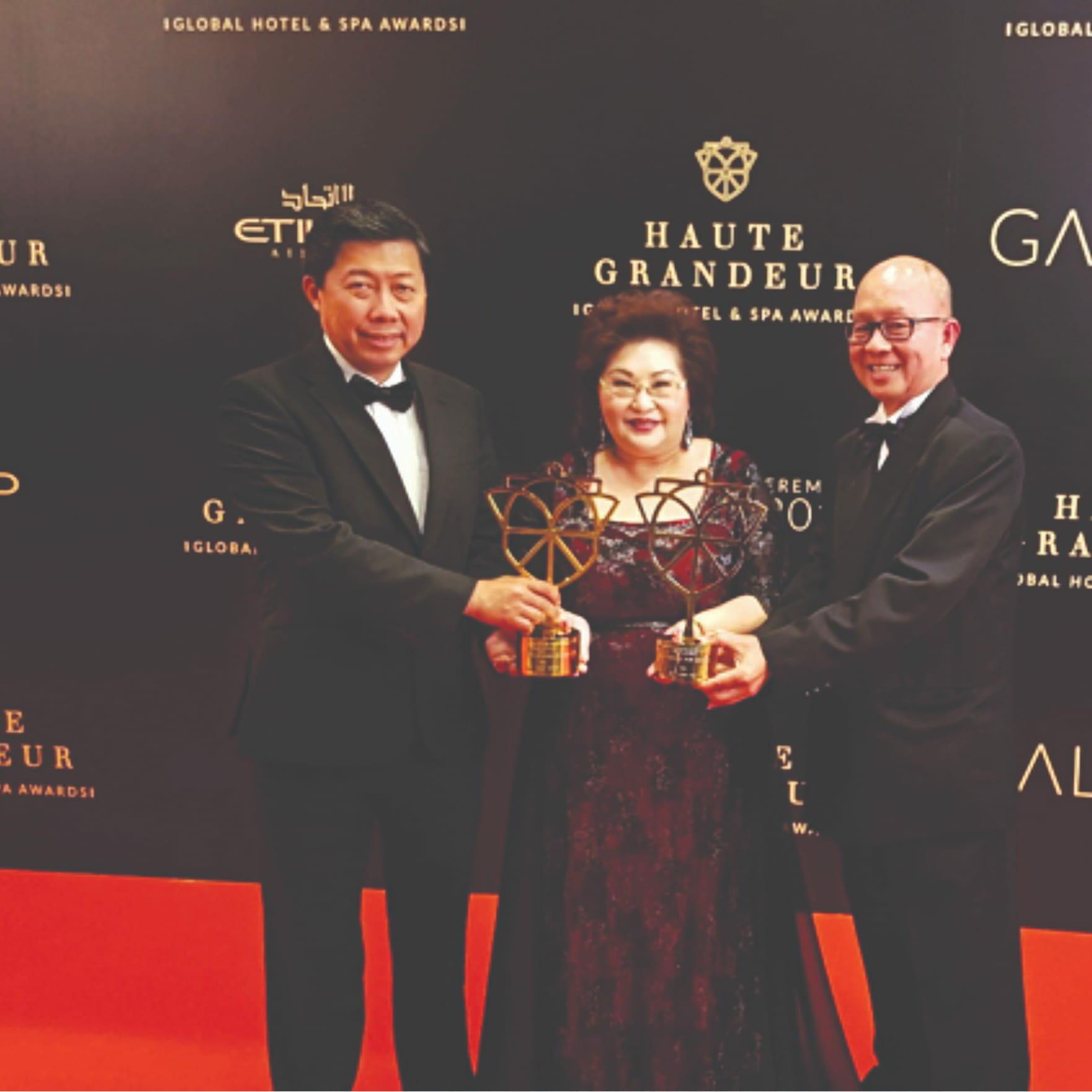 News 2017 - Haute Grandeur Global Hotel Awards | Lexis Hibiscus® Port Dickson
