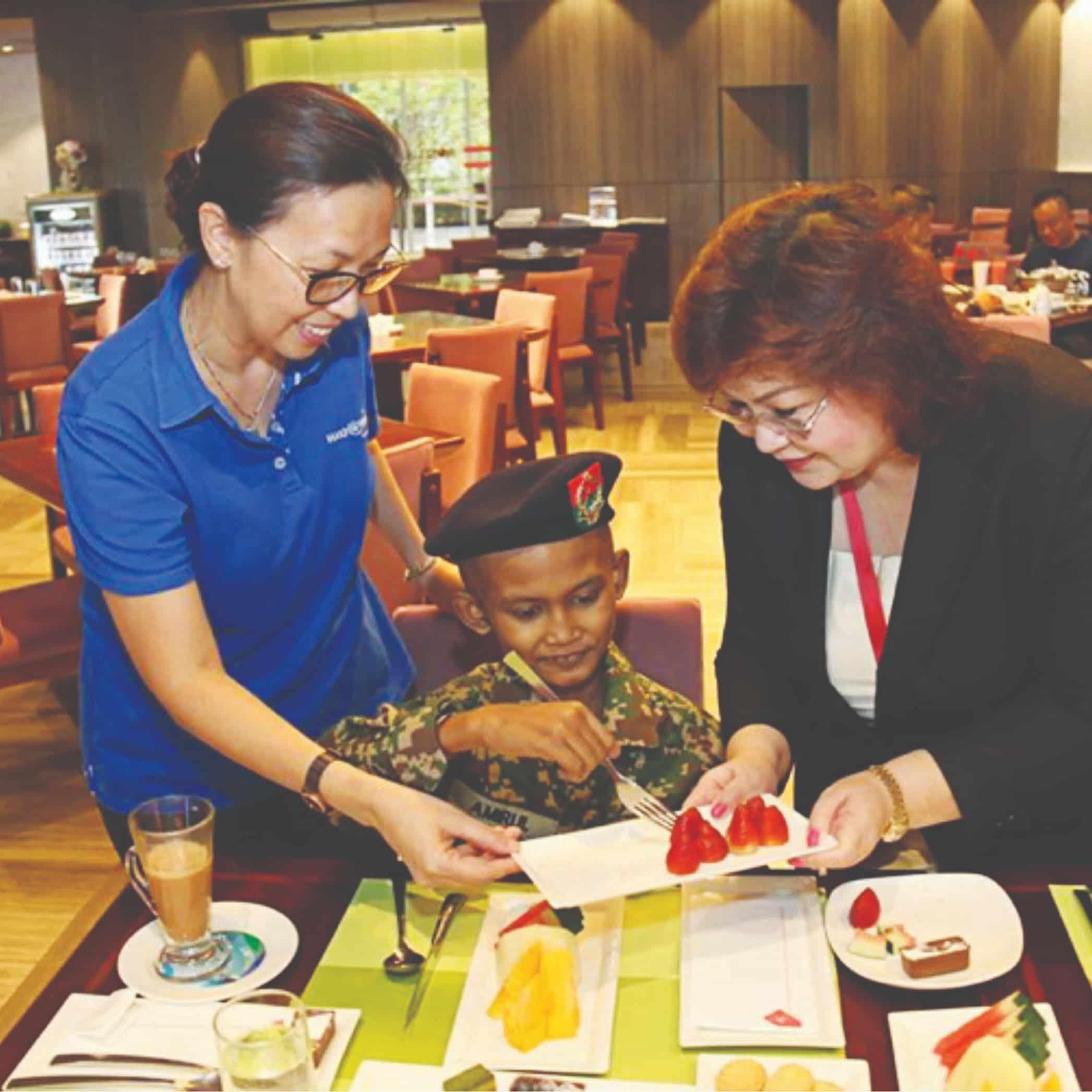 News 2017 - Hosted for Make-A-Wish Malaysia | Lexis Hibiscus® Port Dickson