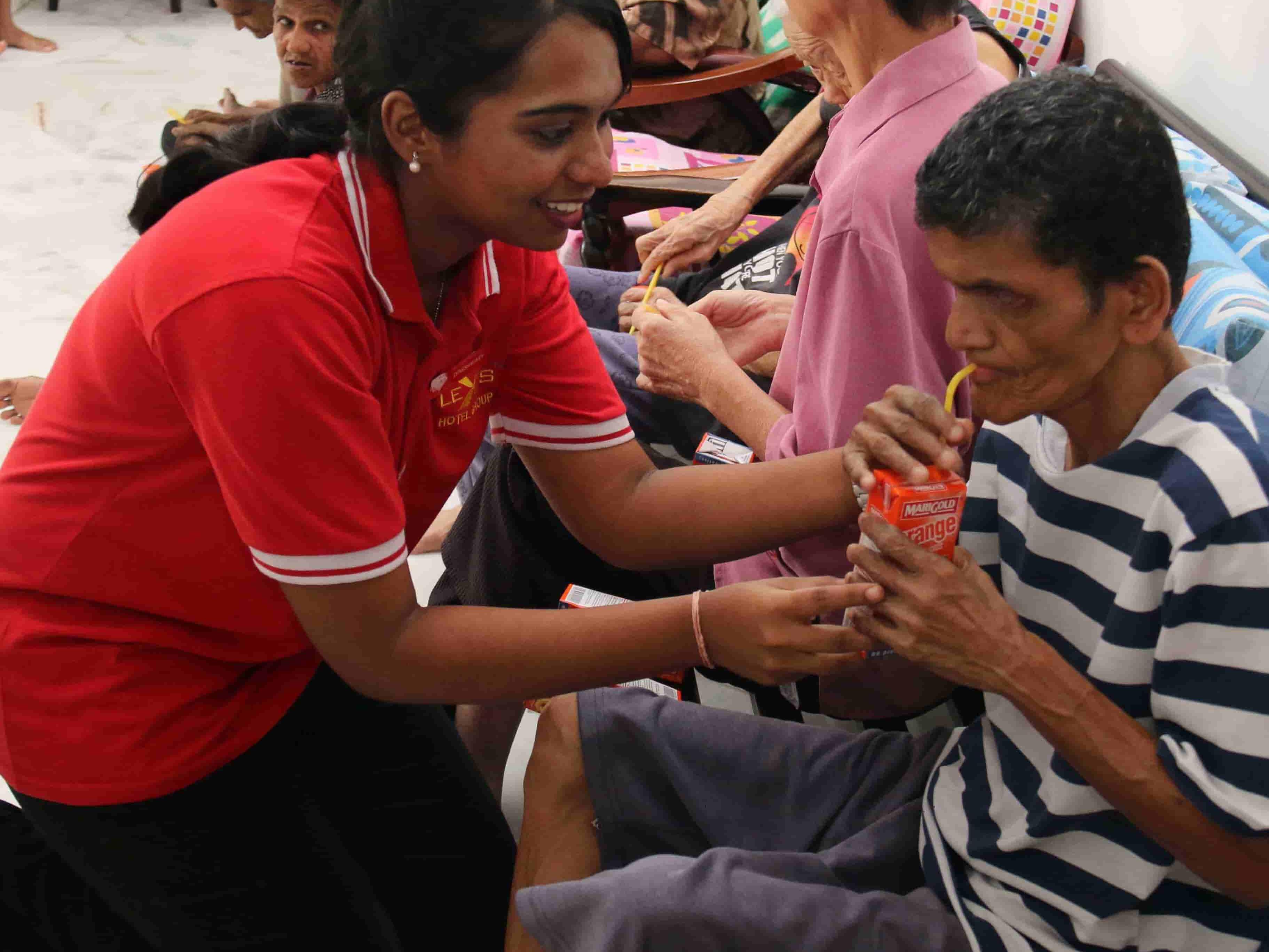News 2016 - Deepavali Celebration For Pertubuhan Kebajikan Ihsan | Lexis® Hotel Group