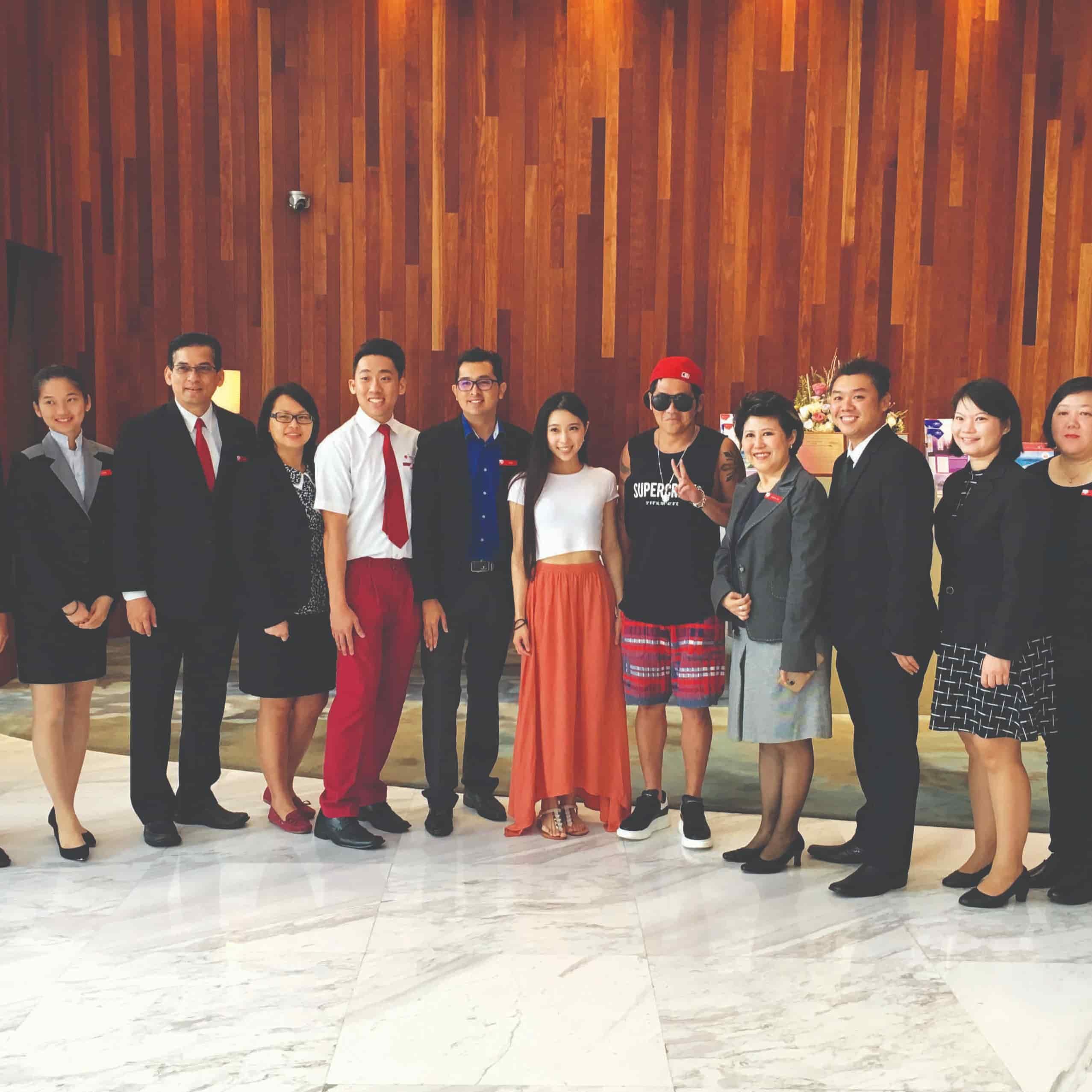 News 2017 - Hosting Malaysian Singer | Lexis Hibiscus® Port Dickson