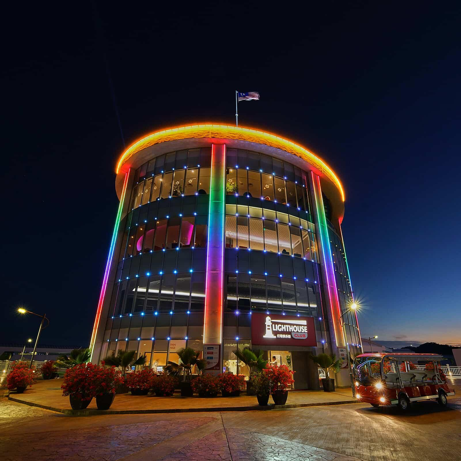 News 2016 - Official Opening For Lighthouse Club | Lexis Hibiscus® Port Dickson