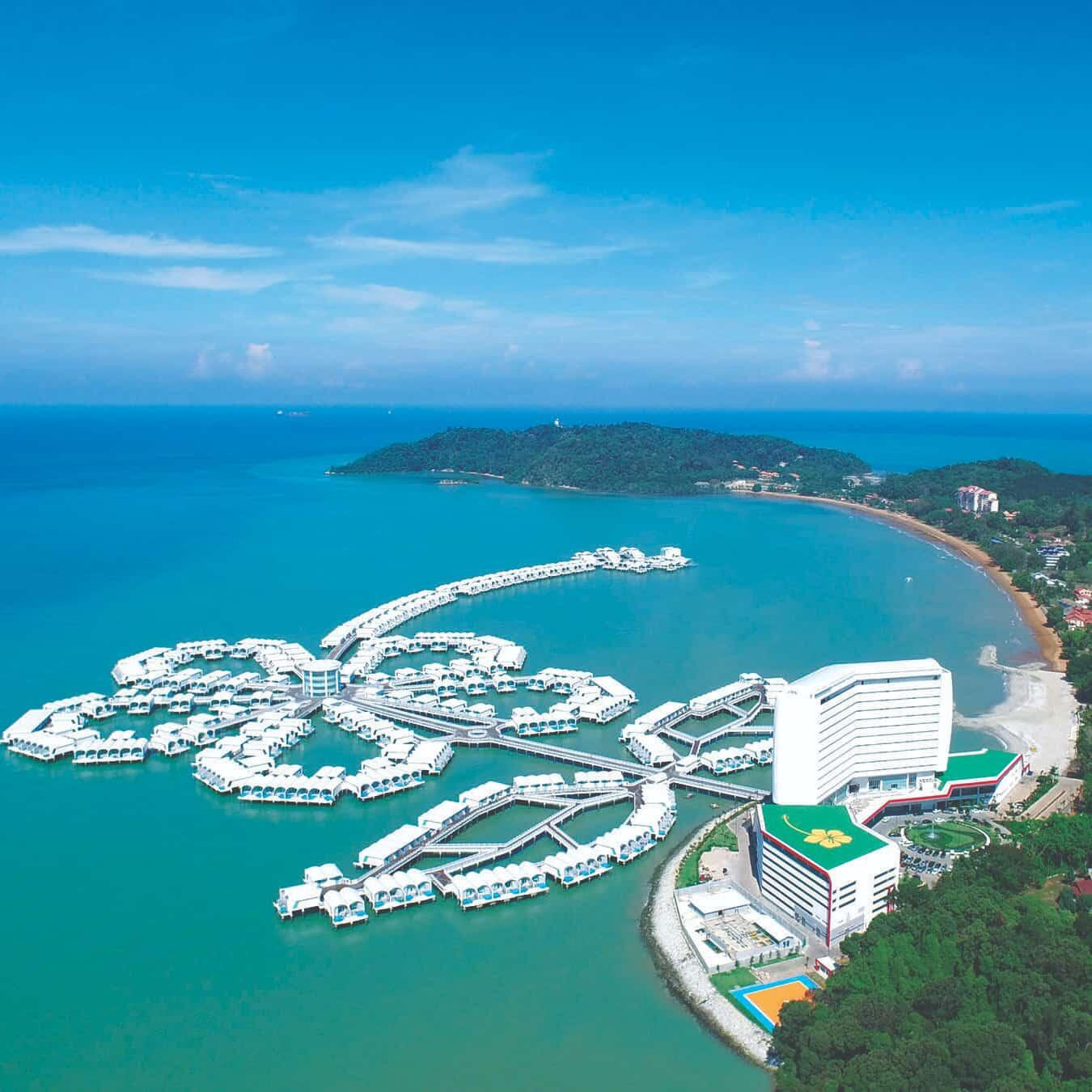 News 2016 - World Record for Largest Water Homes Development | Lexis Hibiscus® Port Dickson