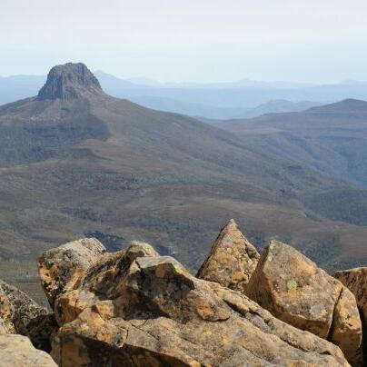 Image of a mountain near  Cradle Mountain Hotel