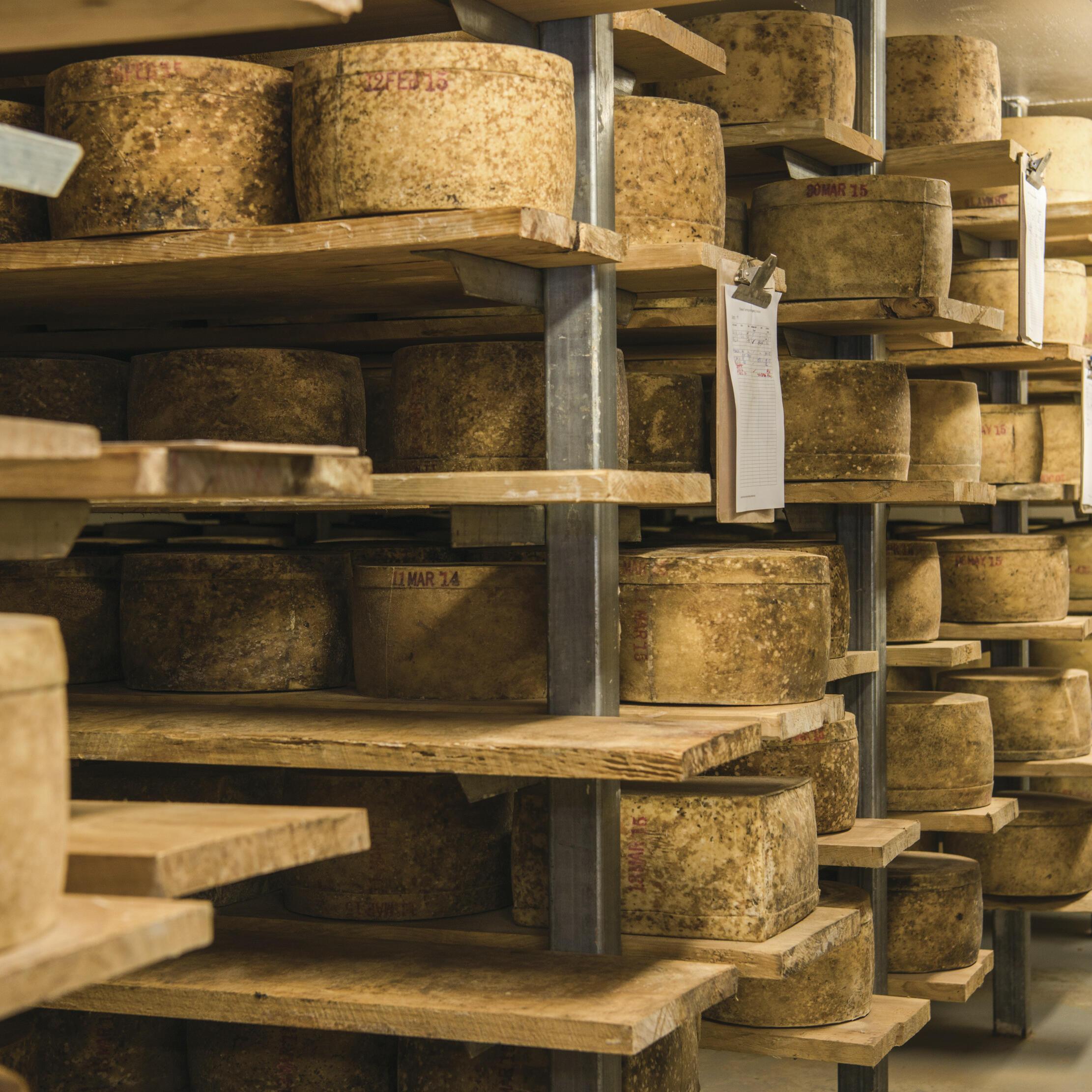 flavors of Tasmania in shelves at Freycinet Lodge