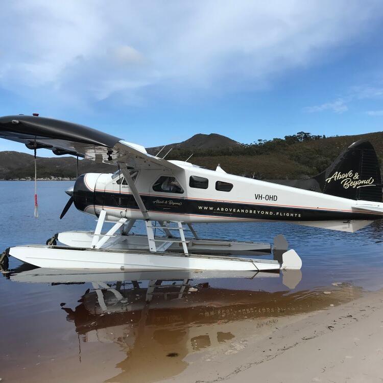 Seaplane near Gordon River Cruises